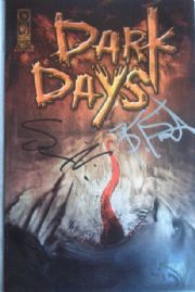 30 Days of Night Dark Days #1 Signed Edition Steve Niles & Ben Templesmith